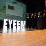 Leuchtbuchstaben EYEEM Award Verleihung 2016 Berlin
