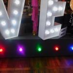Leuchtbuchstaben