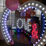 Messestand Love Circus Bash