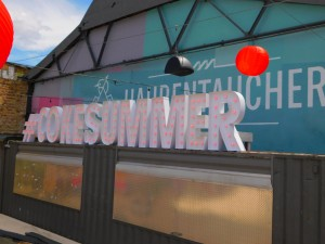 Evendekoration Leuchtbuchstaben Berlin