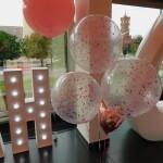 Ballons Eventdekoration