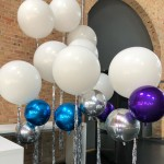 XXL Heliumballons Partydeko, Eventdekoration