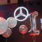 Eventdekoration mit Ballons