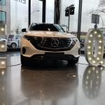 Mercedes Leuchtbuchstaben Eventdekoration