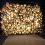 Ballonwand als Fotohintergrund