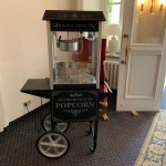 Frisches Popcorn für Ihre Hochzeit